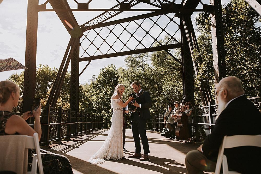 Washington's Landing Pittsburgh Wedding Venue