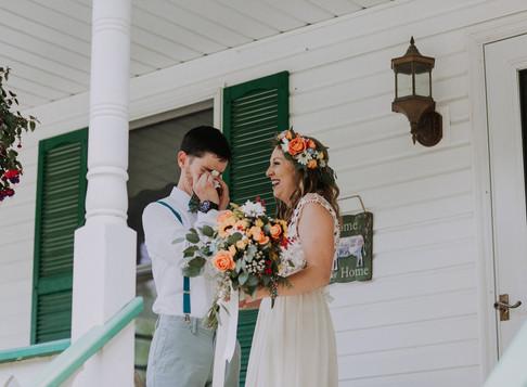 jason & alea married @  on their farm