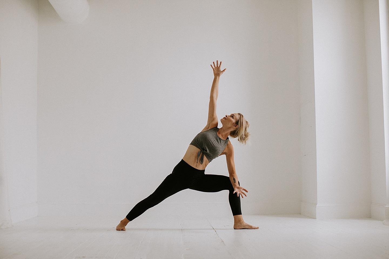 Yoga photographer in Pittsburgh