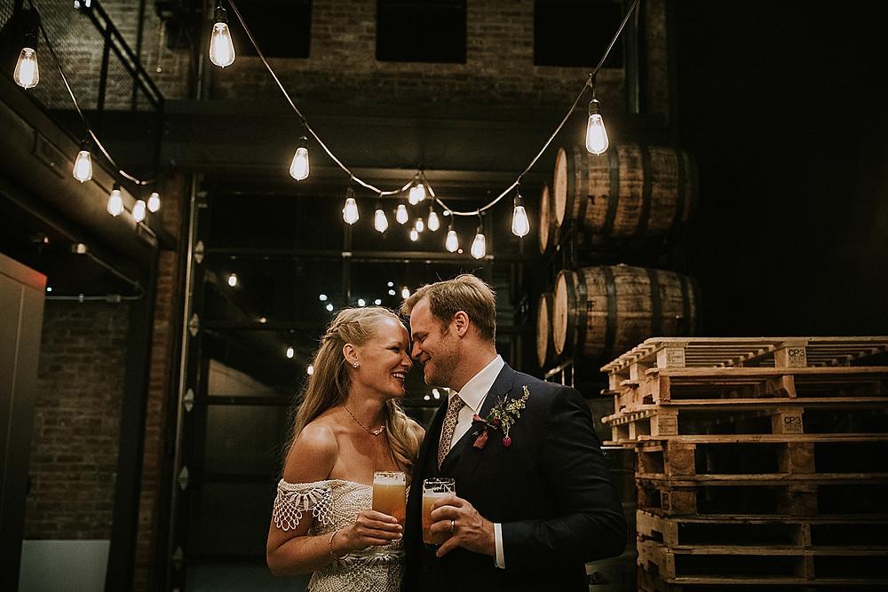 Cinderlands wedding in Pittsburgh