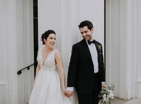 melissa & aaron married @ washington pa