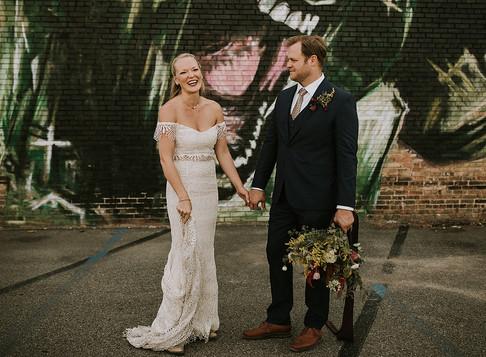 naomi & adam married @ cinderlands