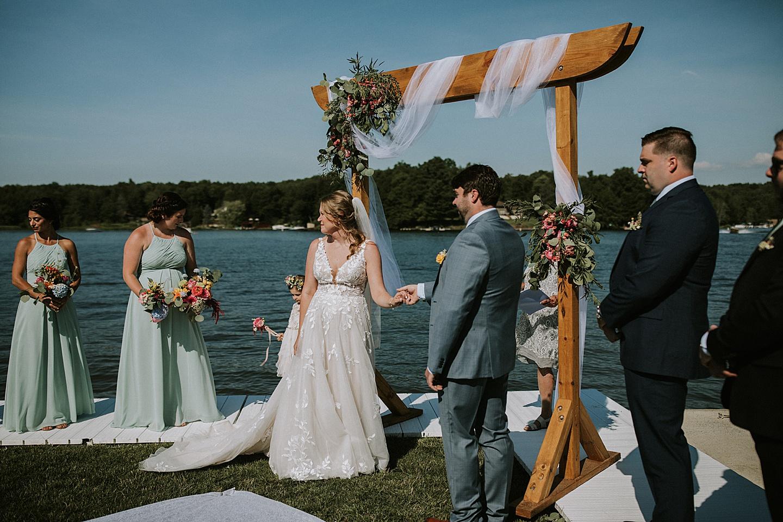 Pittsburgh wedding venues on lake
