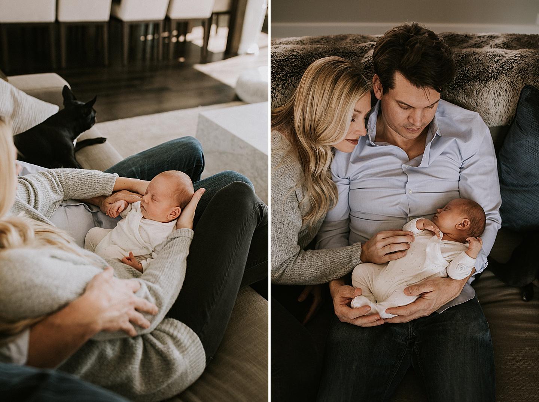Newborn photography Pittsburgh PA