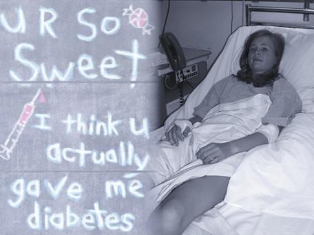 """""""Du är så söt att jag får diabetes"""""""