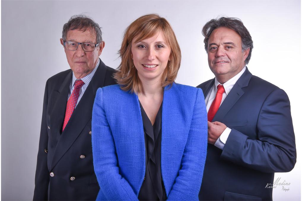 Portraits corporate