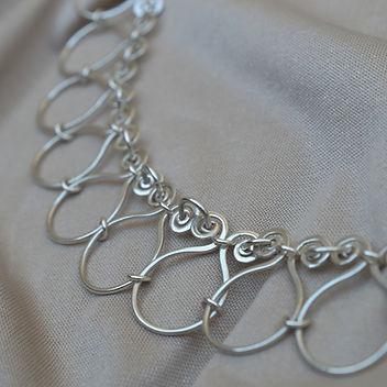 925 silver sterling bracelet