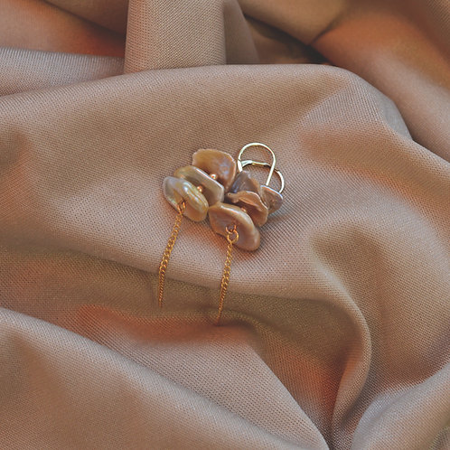 Pine Long Earrings