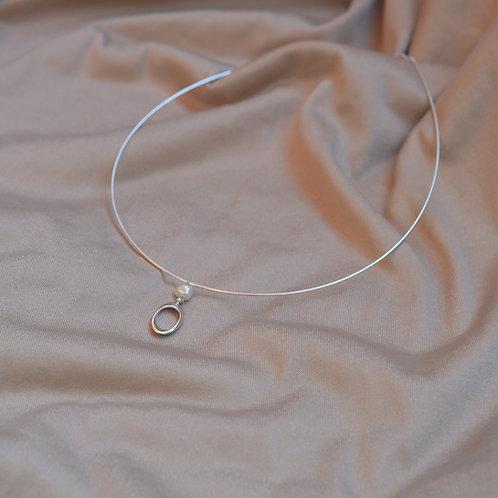 Plumeria Cable Chain Necklace