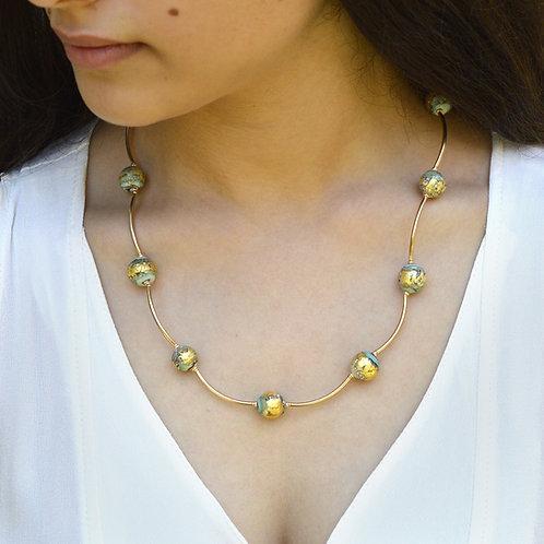 2 in 1 Earth jewelry
