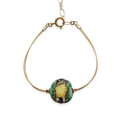 Flat Earth Bracelet