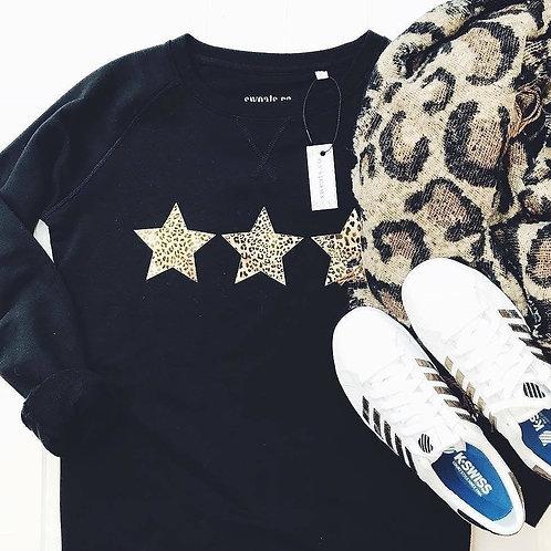 TRI STAR - BLACK LEO