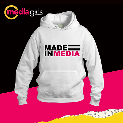 Made in Media Hoodie