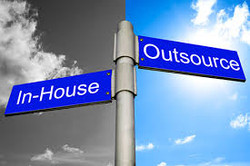 Out Source your In House