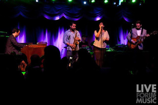 SCONE, ROBERTS, & DEITCH – Live at Brooklyn Bowl – REVIEW