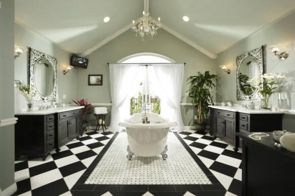Bathroom Masterpiece
