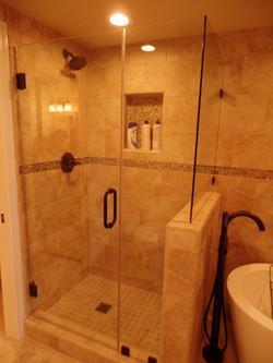 Cozy shower