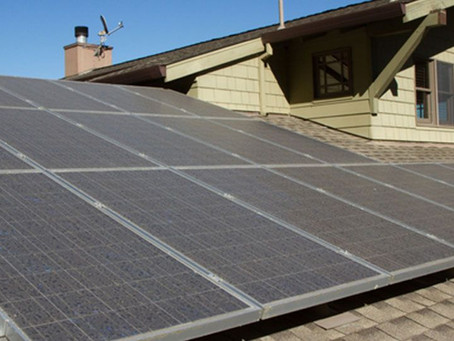 Hot This Summer: Solar Panels Save You Money