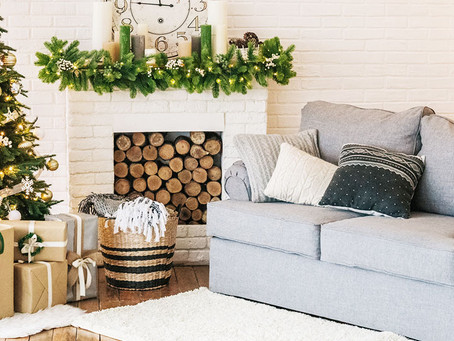 Simple Holiday Décor for the Home