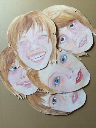 Meine Masken (2015)