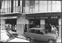Restaurant Renée traditionnel historique à Pointe-à-Pitre en Guadeloupe