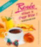 Affihe ouverture restaurant Renée Basse-Terre centre commercial Desmarais Guadeloupe
