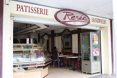 Restaurant Renée Galerie de Houëlbourg à Jarry, Baie-Mahault en Guadeloupe