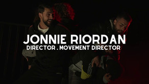 Jonnie Riordan - Showreel 2020