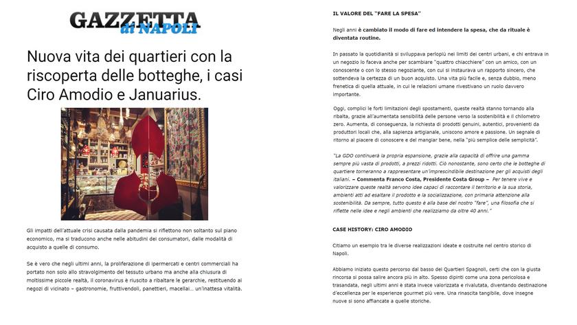 Gazzetta di Napoli
