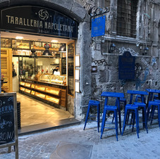 La Taralleria, Napoli