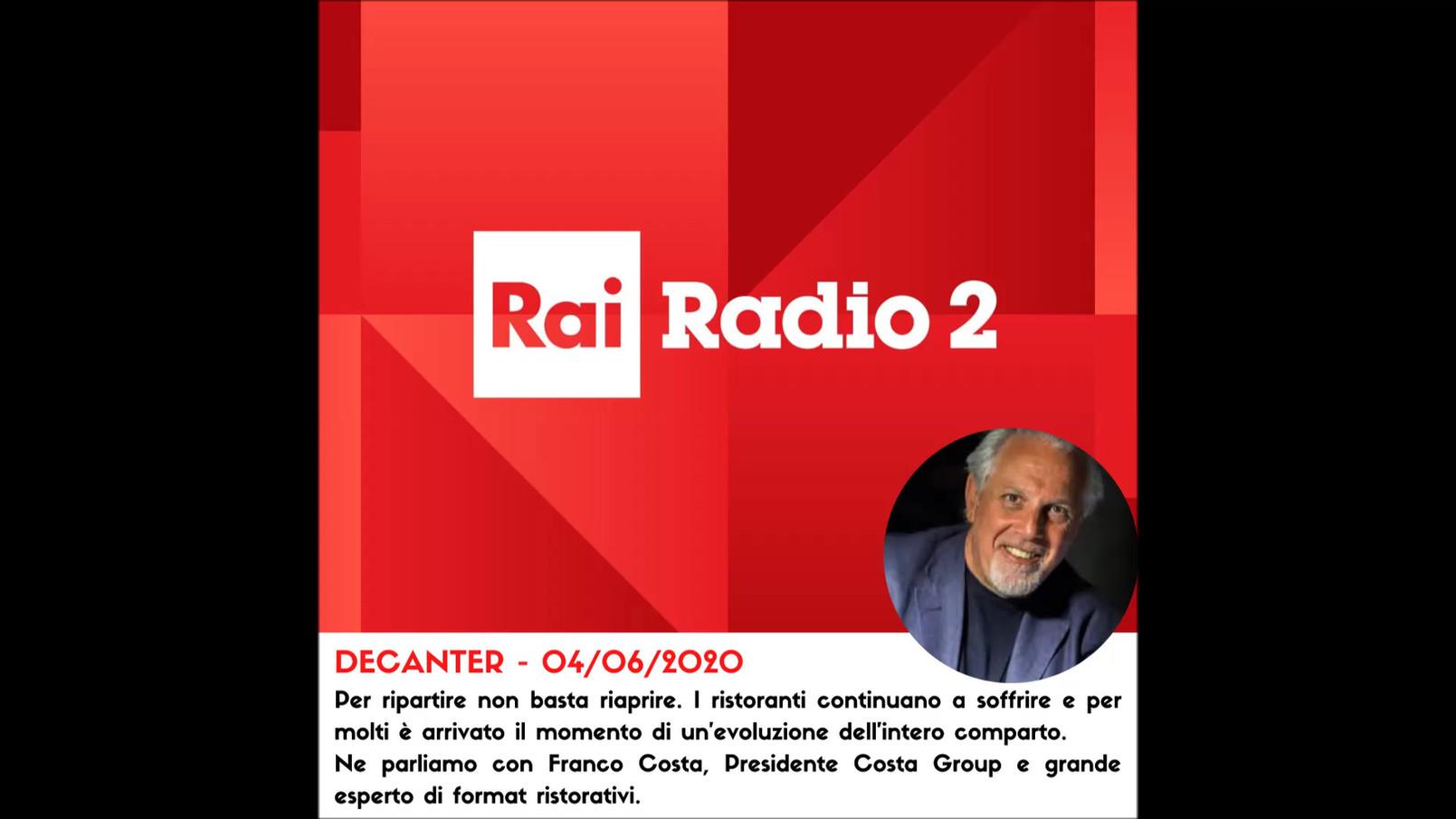 Radio 2 - Decanter