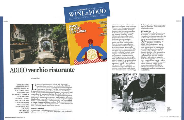 Pambianco Wine&Food