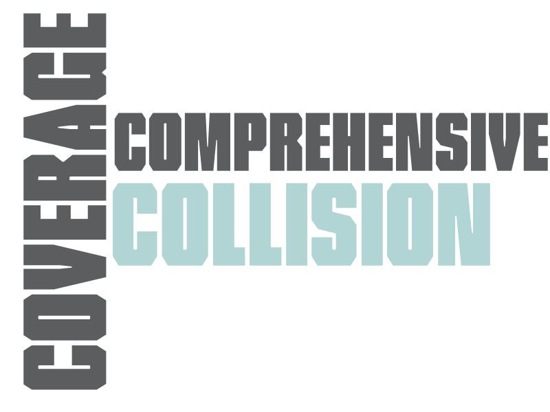 Comprehensive and Collision Coverage