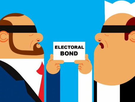 ARE ELECTORAL BONDS A THREAT TO DEMOCRACY?