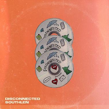 Southlen Disconnected Single Album Cover Art