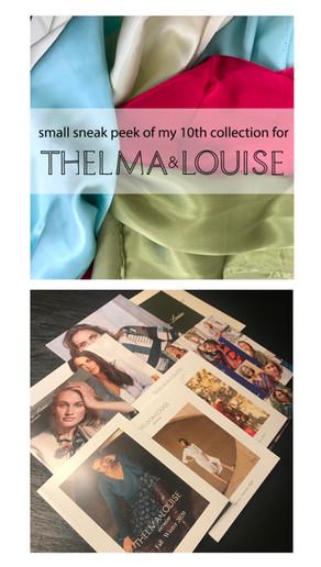 Tiende collectie voor Thelma & Louise