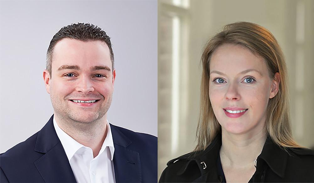 Torsten Welling und Michaela Frommert