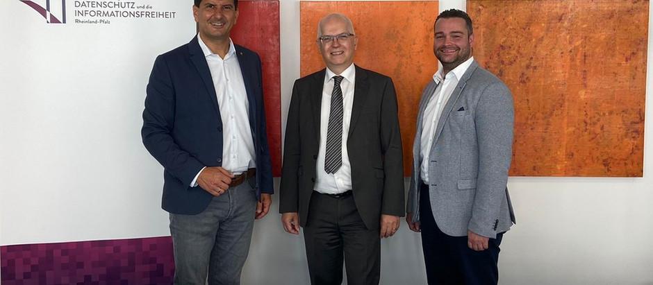 Torsten Welling (CDU) stellvertretender Vorsitzender der Datenschutzkommission