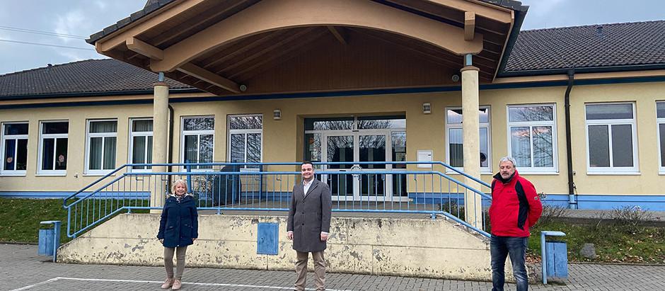 Zu Gast in Kürrenberg: Im Austausch mit CDUlern aus Mayens höchstgelegenem Stadtteil