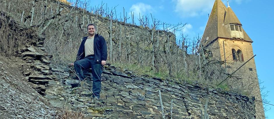 Welling plädiert für Stärkung des Weinbaus in Steillagen