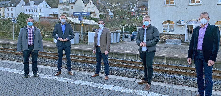 Hoffnung für Kobern-Gondorfer Bahnhof