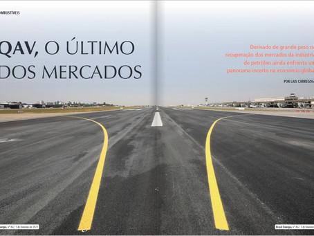 O papel do querosene de aviação na recuperação da indústria de petróleo
