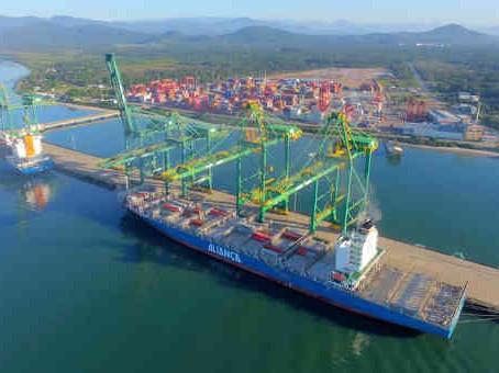 Estudo exclusivo da LEGGIO sobre Porto Itapoá, para BRZ Investimentos, é citado Money Times