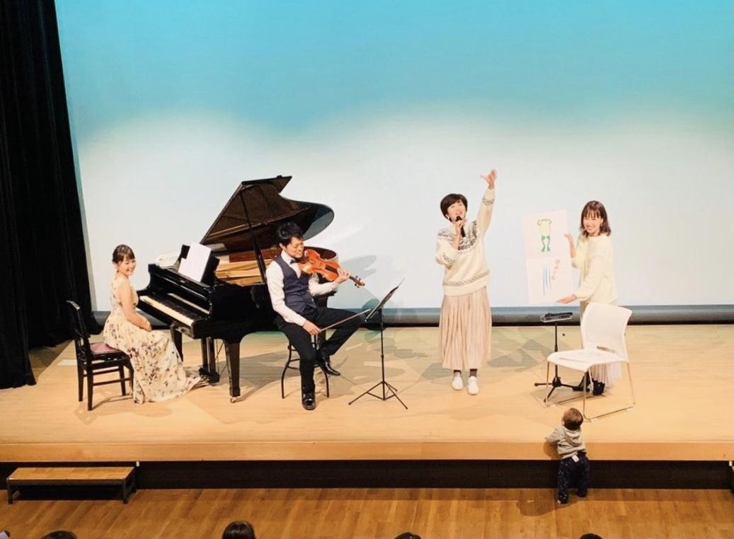 モトアナママブ絵本コンサート♪