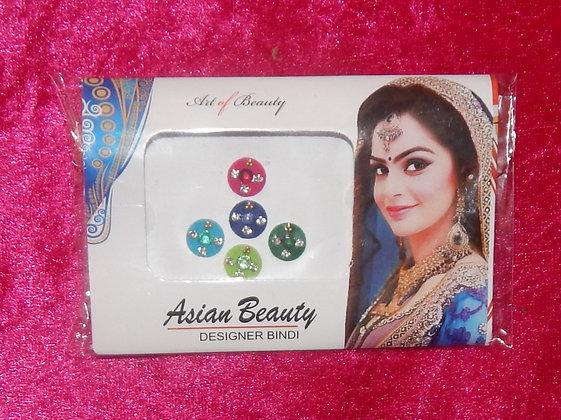 Indian Designer Bindi's