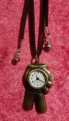 Fantastic Watch On A Long Necklace