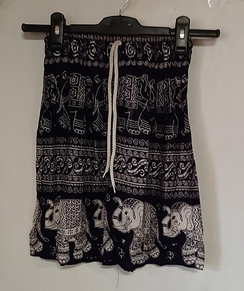 Ladies Thailand Elephant Shorts