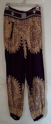 Ladies Thailand Mandala Hilltribe Hippie Pants