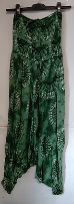 Ladies Thailand Haram Aladin Tie Dye Hippie Pants