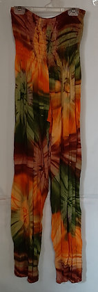Ladies Tie Dye Haram Bali Pants